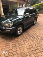Toyota landcruiser vx 100 series on sale