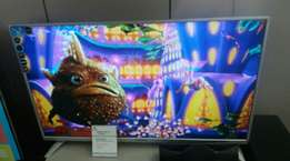 All Doubled in NASCO 40inches satellite Digital LED TV