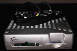 DSTV Single View Decoder *Used*