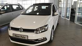 2015 Volkswagen Polo TSI DSG Highline