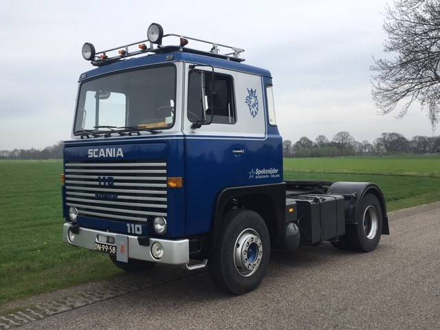 Scania 110 - SUPER - 1972