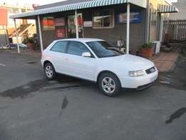 Lady Owned From New !!! 2002 Audi A3 1.8