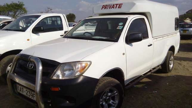 Toyota hilux for quick sale Pangani - image 3