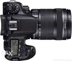 New Canon 70D with 18-135mm