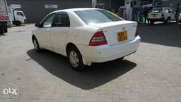 Toyota NZE auto 1500cc fully loaded trade in accepted