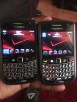 Blackerry Bold 9650 each for R125