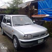 clean registered nissan micra for sale
