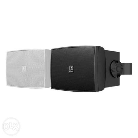 """Audac WX302 Universal Wall Speaker 3"""" – Black and White سماعة حائط"""