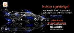 Enhance your website security. Let's Manage Your Website