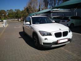 BMW X1 FOR SELL Diplomat Use