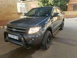 2013 Ford Ranger 3.2 XLT tdci Double Cab
