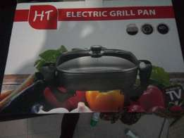 HT Electric Grill Pan