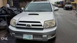 Clean and Faultless Toyota 4 Runner