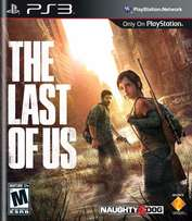 LAST OF US PS3 Game.Scratch Free!