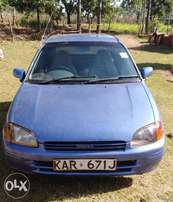Starlet in good condition and very economical