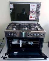 Cooker 5 Gas Electric oven