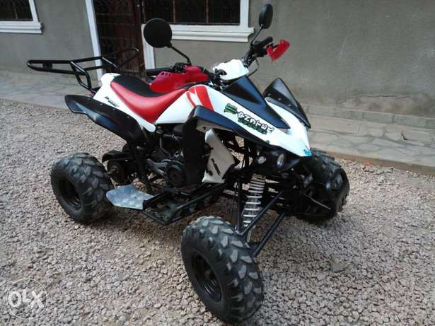 MONSTER quad ATV...quick sale!!! Malindi - image 1