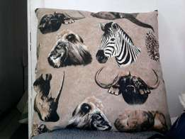 Big 5 Cushion Covers 45cm sq