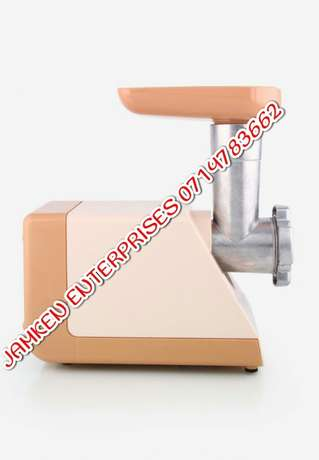 Electric Meat mincer new 1000watts Nairobi CBD - image 5