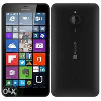 Microsoft Lumia 640 LTE 13MP camera 8GB internal 4G enabled Windows 10