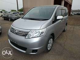 Brand new Nissan Serena on sale: we do hire purchase