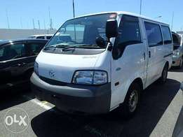 Mazda bongo vannet manual diesel quick sale