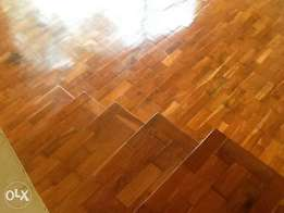 Floors wooden ,parquet,Oregon,sand,repairs.