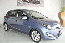 Hyundai i 20 1.4D Glide in mint condition and low mileage