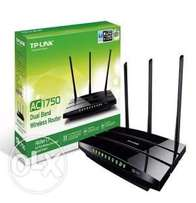 TP LINK router A6 1750