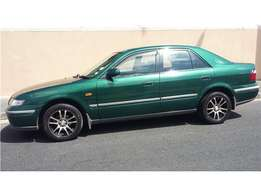 Mazda 626 in a very good condition for sale