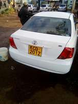 Very very clean Toyota Axio 1500cc auto For kes 760000 fixed price