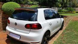 Golf GTI 2.0 TSI 6 speed with extras