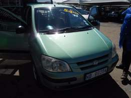 2003 hyundai getz 1.3 manual