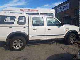 Ford Ranger Double Cab 4x4 bakkie for sale