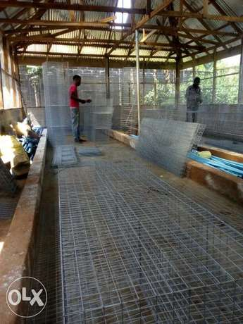 Galvanized local fabricated cages Ijebu Ode - image 6