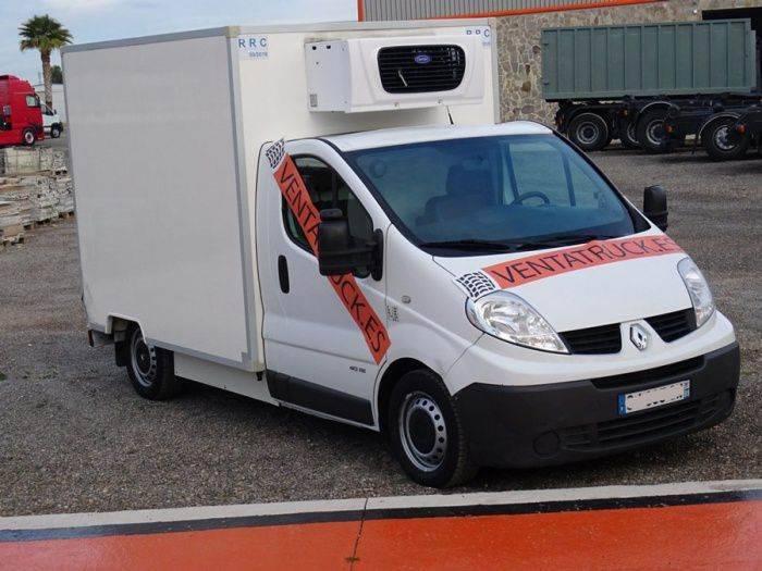 Renault – Trafic Plancher Dci115ch Placa - 2012