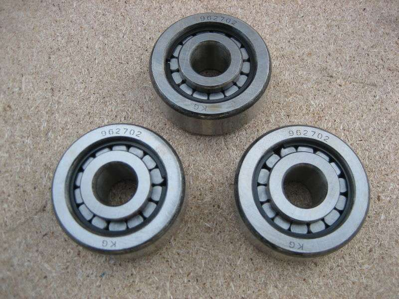 New 962702 Bearing For Lvovskii 40814, 40816, 40810 Material - 2017