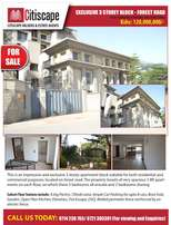 Impressive Block of Apartments with Gardens, Generator & Ample Parking