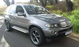 Bmw x5 4.8is limit edition