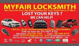 24/7 locksmith Gauteng