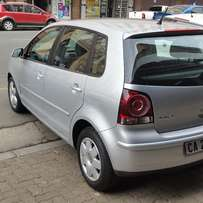 Polo 1.6 Automatic comfort line 100% good condition