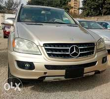 2008 Mercedes Benz Ml350