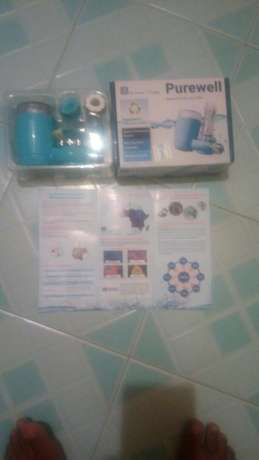 PUREWELL water purifier and filter Vescon - image 2