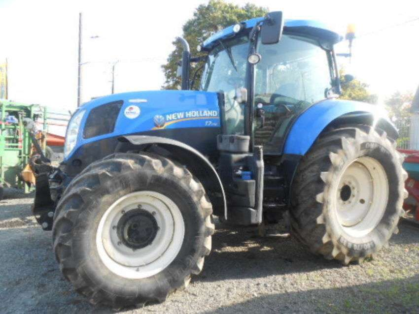 New Holland T7-170 Ac - 2013