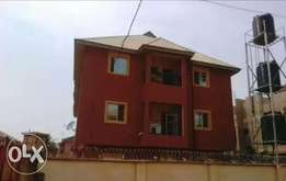 Brand new 3bedroom en-suite flat at Transekulu Enugu.
