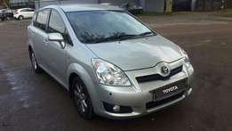 Toyota Verso SX FOR SALE