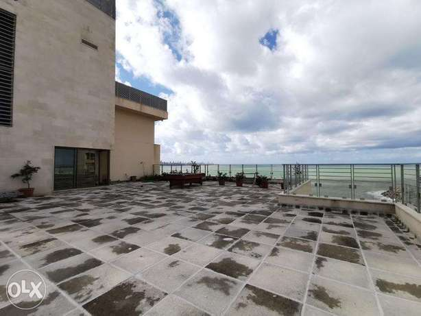 Apartment (Duplex Penthouse) for Sale in Dbayeh (Water Front City)