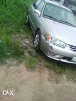 Toyota corolla 2001 model for sale