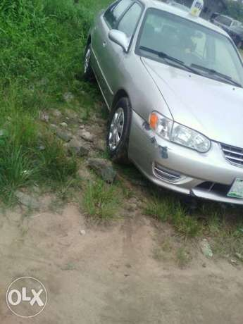 Toyota corolla 2001 model for sale Port Harcourt - image 1