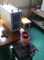 Induction furnaces for sale
